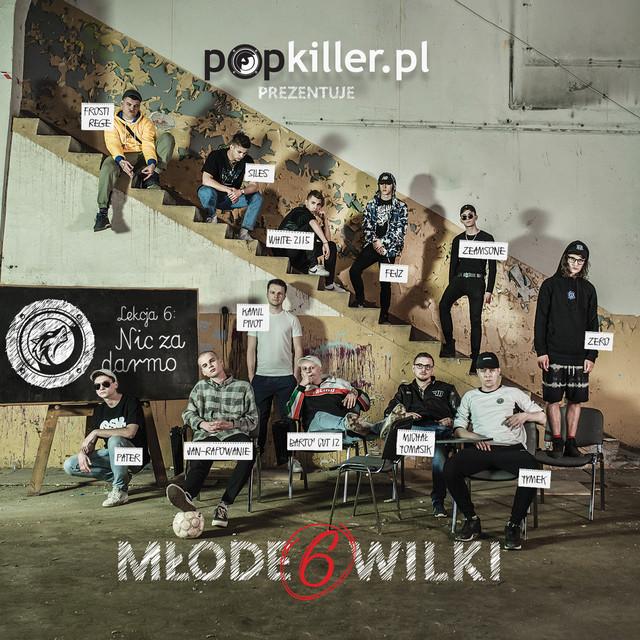 Popkiller Młode Wilki 6