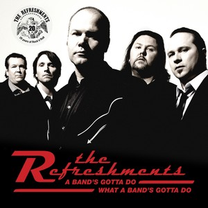 A Band's Gotta Do What A Band ́s Gotta Do Albumcover