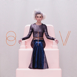Album cover for St Vincent by St Vincent