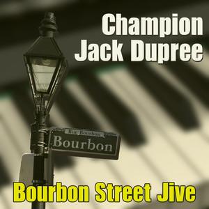 Bourbon Street Jive album