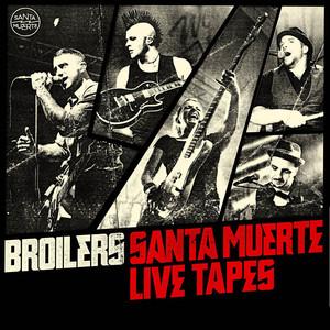 Santa Muerte Live Tapes album