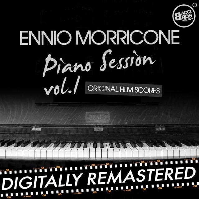 Ennio Morricone Piano Session - Vol. 1 (Original Fim Scores) Albumcover