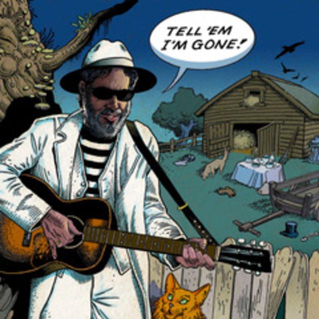 Album cover for Tell 'Em I'M Gone by Yusuf / Cat Stevens