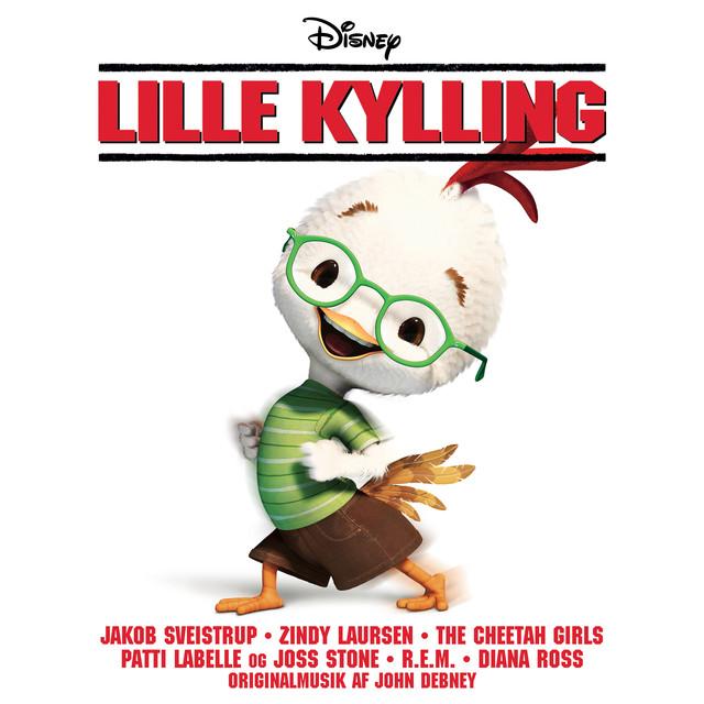Various Artists Lille Kylling (Originalt Dansk Soundtrack) album cover