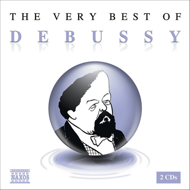 Debussy (The Very Best Of) Albumcover
