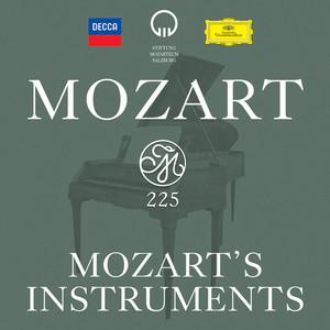 Mozart 225: Mozart's Instruments Albümü