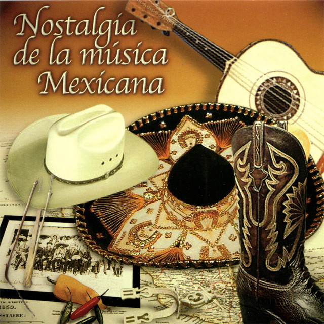 Various Artists Nostalgia de la Música Mexicana album cover