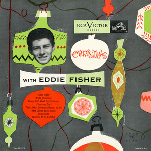 Christmas with Eddie Fisher album