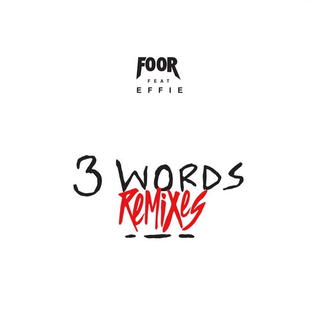 3 Words (Remixes)