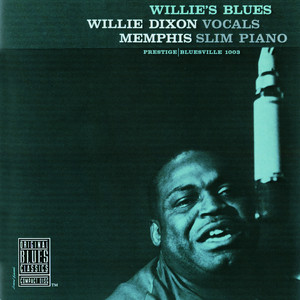 Willie's Blues (Remastered) album