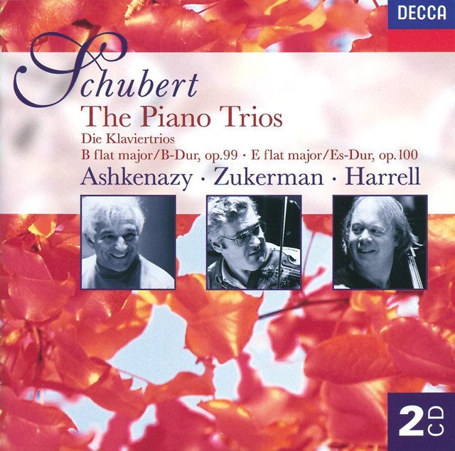 Schubert: Piano Trios Nos. 1 & 2 (2 CDs)