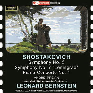 Shostakovich: Works for Orchestra & Piano album