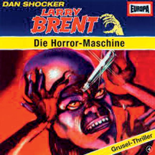04 - Die Horrormaschine Cover