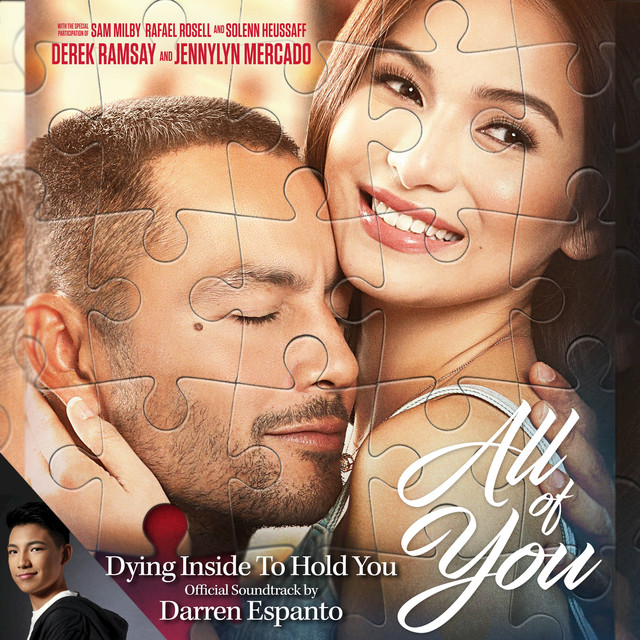 """Dying Inside To Hold You (From """" All Of You"""" Official Soundtrack)"""