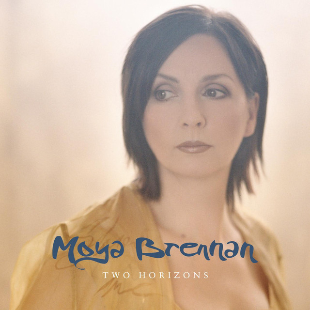 Moya Brennan, Ross Cullum Two Horizons album cover