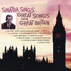 Sinatra Sings Great Songs From Great Britain Albumcover