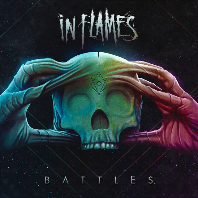 Album cover for Battles by In Flames
