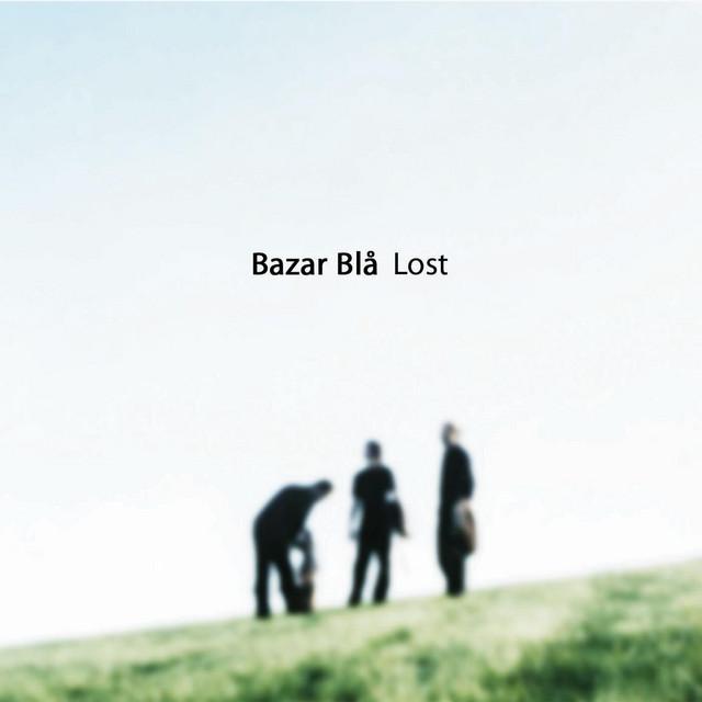 Skivomslag för Bazar Blå: Lost