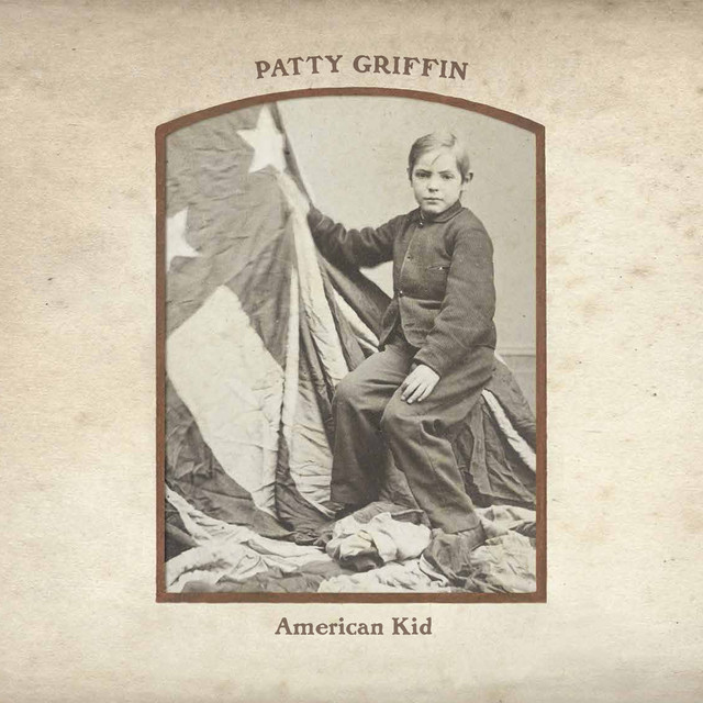 Patty Griffin American Kid album cover