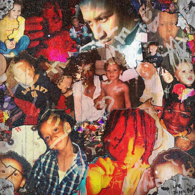 Skivomslag för Trippie Redd: A Love Letter To You 2