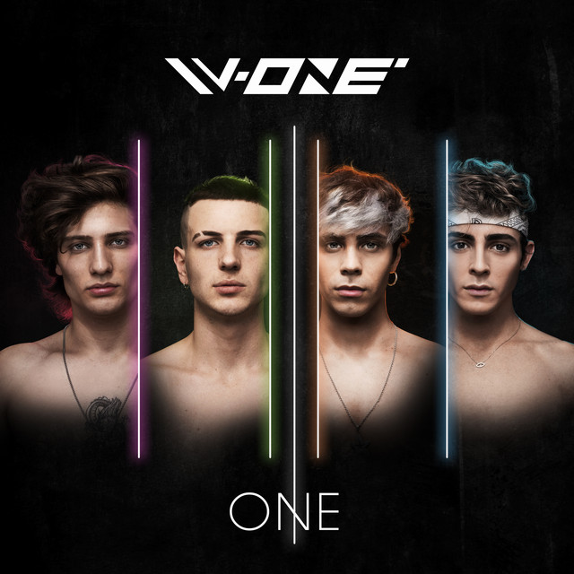 Album cover for One by V-One