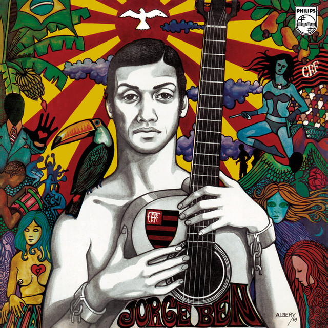 Self-Titled - Jorge Ben (1969)