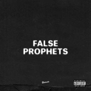 J. Cole False Prophets cover