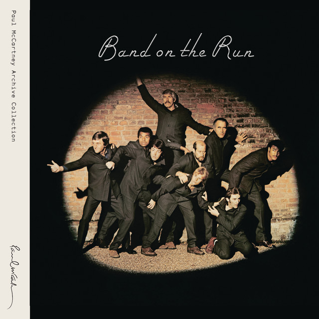 Paul, Paul McCartney Band On The Run (Deluxe Edition) album cover