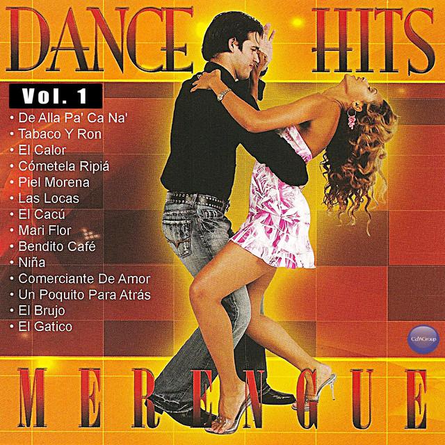 Various Artists Dance Hits Merengue, Vol. 1 album cover
