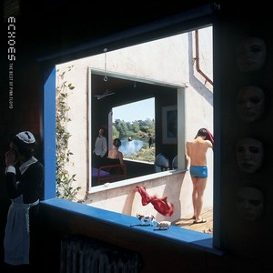 Echoes - The Best Of Pink Floyd Albumcover