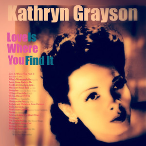 Love Is Where You Find It album