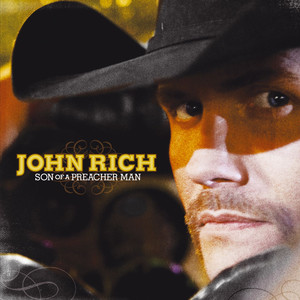 John Rich Trucker Man cover