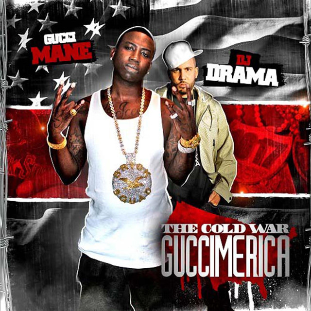 Guccimerica Albumcover
