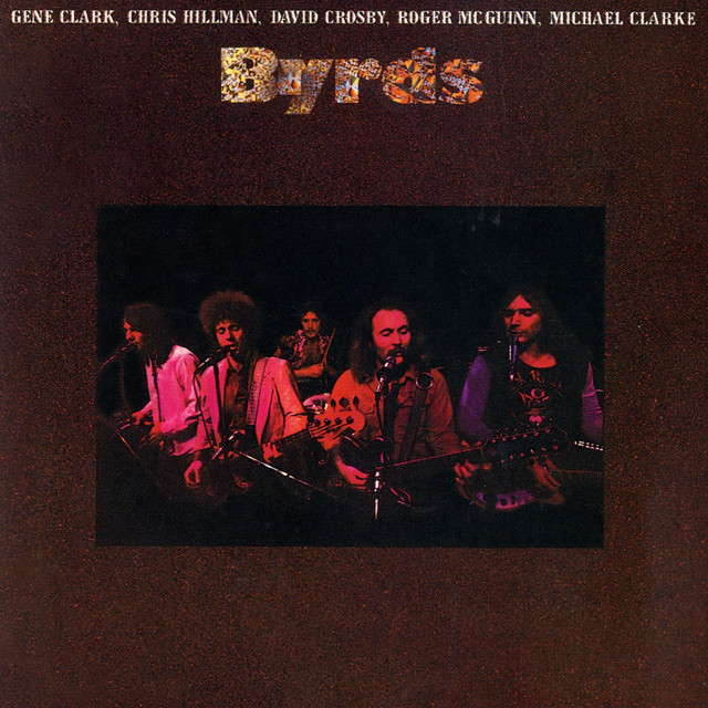 The Byrds The Byrds album cover