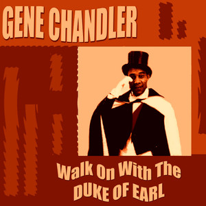 Walk On With the Duke of Earl Albumcover