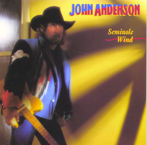 Seminole Wind Albumcover