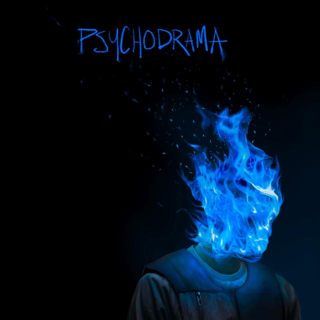 Skivomslag för Dave: Psychodrama
