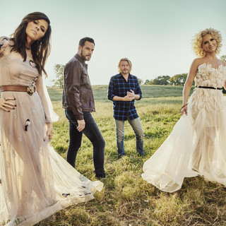 Little Big Town, Sugarland, Jake Owen Life In A Northern Town - Live cover