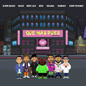 Que Mas Pues (Remix) Albümü