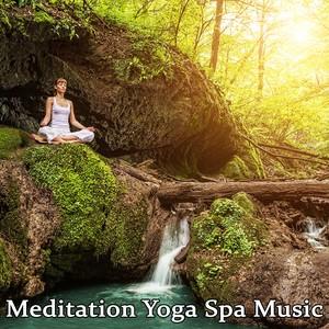 Meditation Yoga Spa Music Albumcover