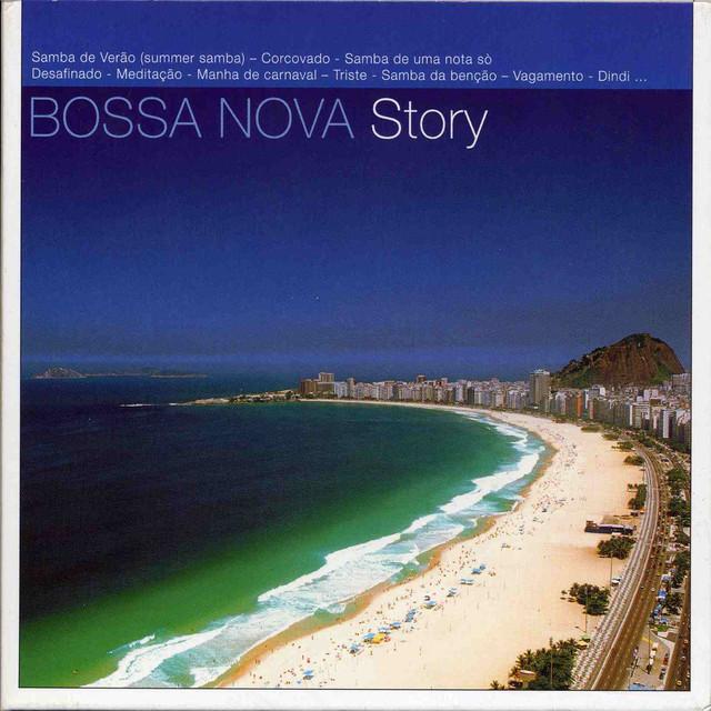 Various Artists Bossa Nova Story album cover