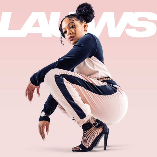 Album cover for LAUWS by Lauwtje