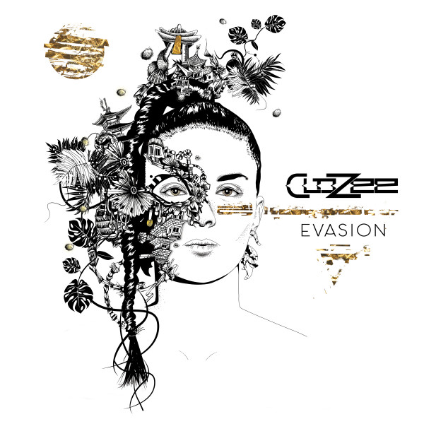 Album cover for Evasion by CloZee
