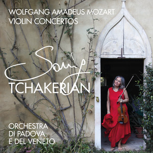 Mozart: Violin Concertos Albümü