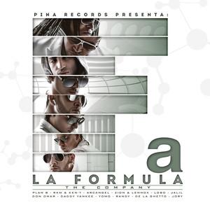 Zion, Lennox, Maldy, Chencho, R.K.M & Ken-Y, Arcángel La Fórmula Sigue cover