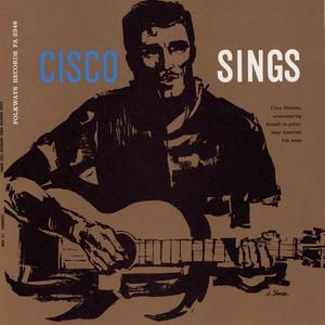 Cisco Houston Sings American Folk Songs album