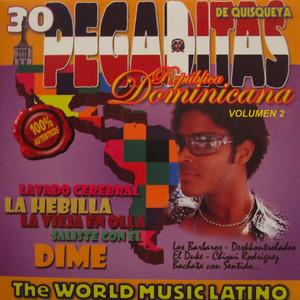 30 Pegaditas República Dominicana Volumen 2 Albumcover