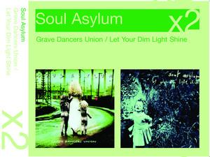 Grave Dancers Union/Let Your Dim Light Shine Albumcover