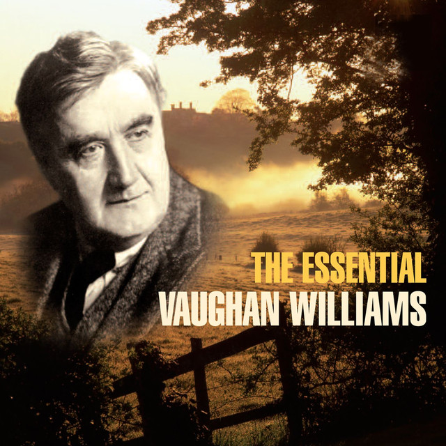 The Essential Vaughan Williams Albumcover
