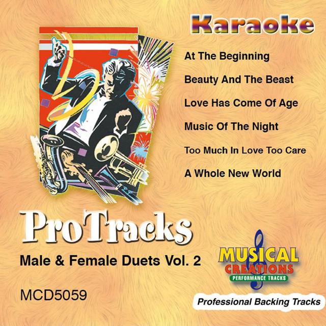 Karaoke male female duets